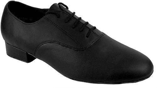 Capezio Mens SD103 Social Dance 1 Heel Shoe