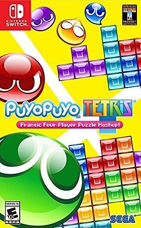 Puyo Puyo Tetris - Nintendo Switch
