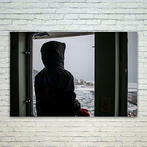 Westlake Art Poster Print Wall Art - Windows Window - Modern