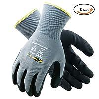 Tarantula Nitrile Coated Safety Work Gloves