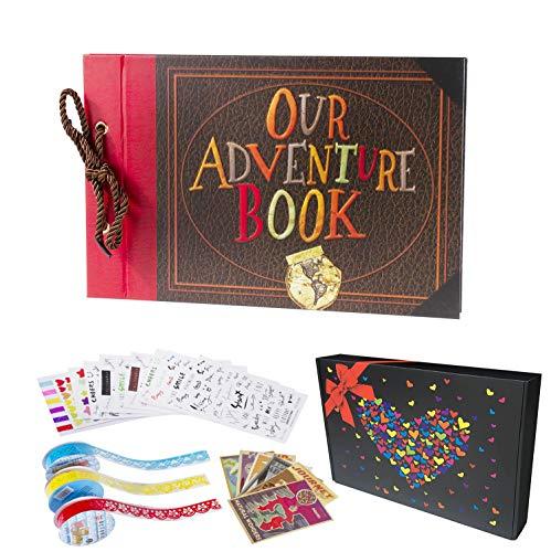 Pulaisen Our Adventure Book Scrapbook Pixar Up Handmade