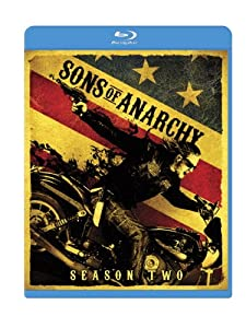 Cover Image for 'Sons of Anarchy: Season Two'