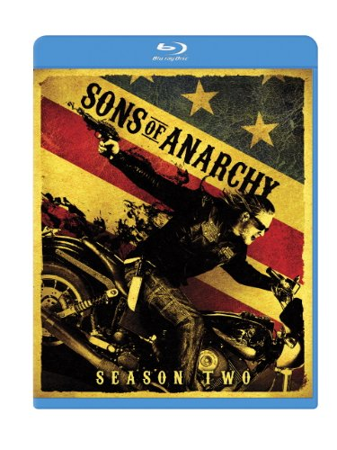 Blu-ray : Sons Of Anarchy: Season 2 (, Dolby, AC-3, Digital Theater System, Widescreen)