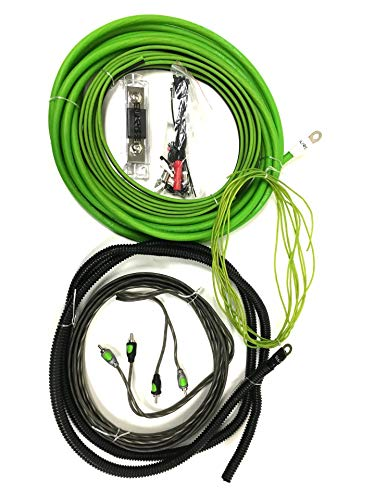 Buy 4 gauge speaker wire kit