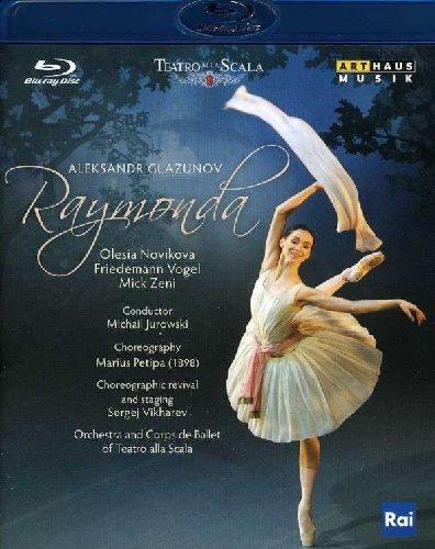 A. Glazunov - Raymonda (Blu-ray)