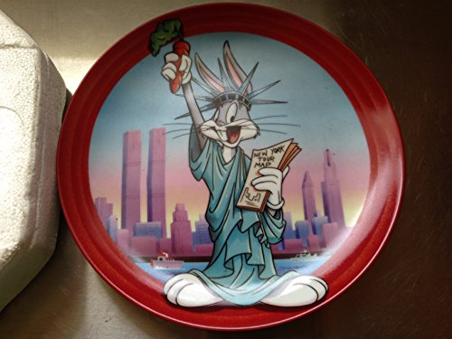 Bugs Bunny: Commemorating a Classic Plate