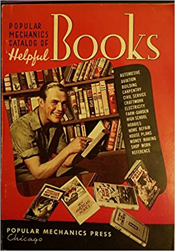 Helpful Books Popular Mechanics Catalog Popular Mechanics Amazon