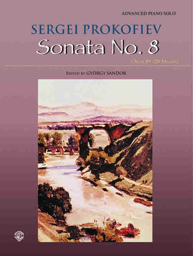 Sonata No. 8, Op. 84 (B-Flat Major) by Alfred Publishing Company
