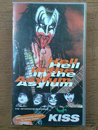 Hell in the Asylum [VHS] (Hell Asylum)