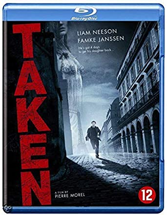 Taken 2008 Blu Ray Uncensored Amazon Co Uk Liam Neeson Famke Janssen Pierre Morel Dvd Blu Ray