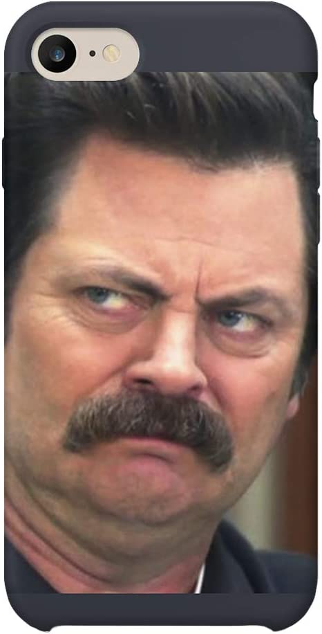 Ron Swanson Disappointed Look Why_MA0855 For Huawei P30 Pro ...