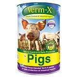 Verm-X - Herbal Pellets for Pigs x 750 Gm Tub