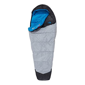 The North Face Kazoo Saco de Dormir, Unisex Adulto, High Rise Grey/Hyper