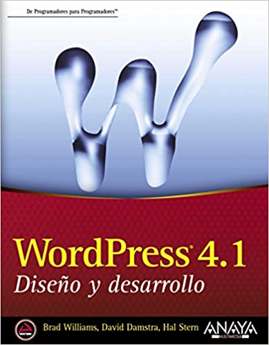 Libros y ebooks creación de webs con WordPress