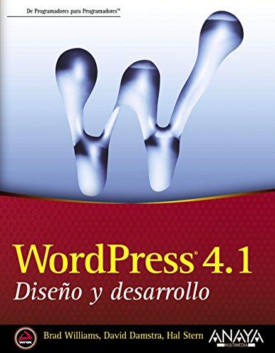 WordPress 4.1. Diseño y desarrollo