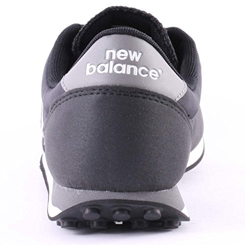 New Balance U 410 CC Womens Suede & Nylon Trainers Black - 39 EU