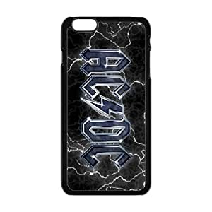Rock Band AC/DC Logo Cell Phone Case for Iphone 6 Plus