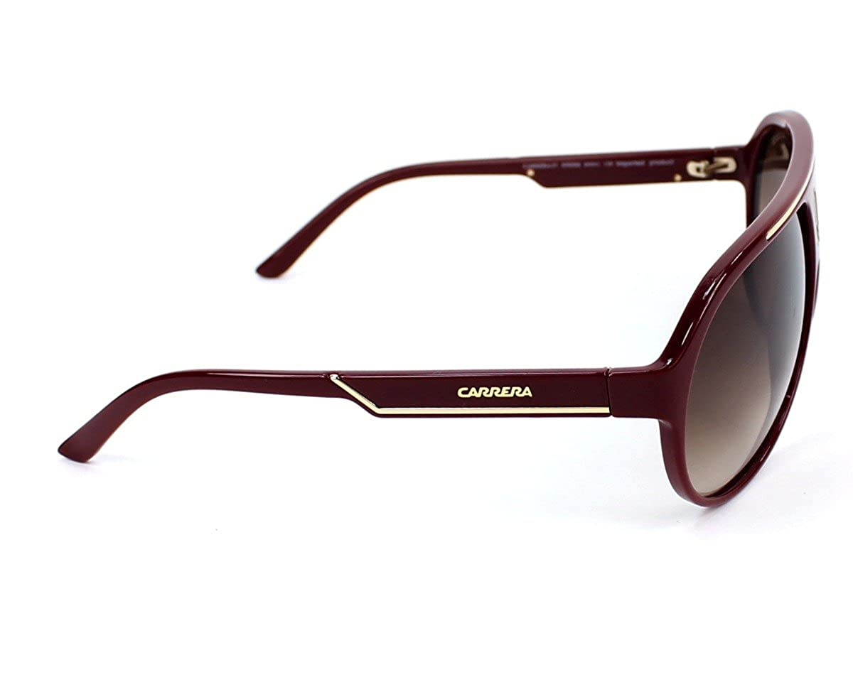 Amazon.com: Carrera 57 x9dsh Borgoña café Degradado – Gafas ...
