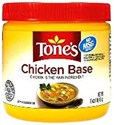 Tone\'s Base, Chicken, 16 Ounce by Tone\'s