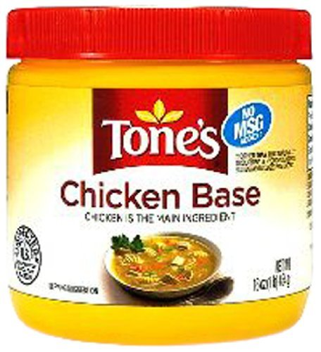 Tone's: Chicken Base 16 Oz. (2 - Tone Base