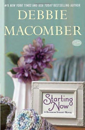 Image of Starting Now: A Blossom Street Novel