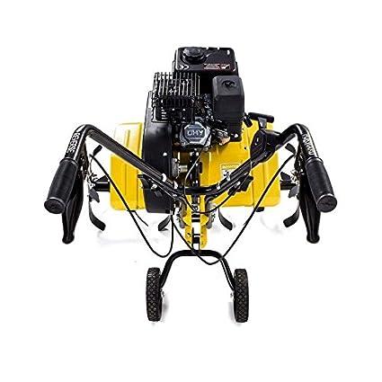 Motocultor motoazada gasolina cilindrada 6,5 cv anchura ...