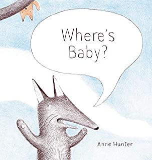 Book Cover: Where's Baby?