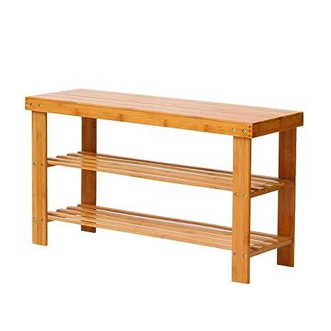 Admirable Amazon Com Storage Benches Stool Change Shoes Stool Customarchery Wood Chair Design Ideas Customarcherynet