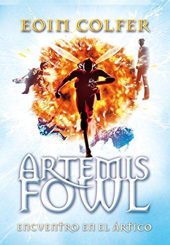 artemis fowl ii encuentro en artico tb 9788484418078