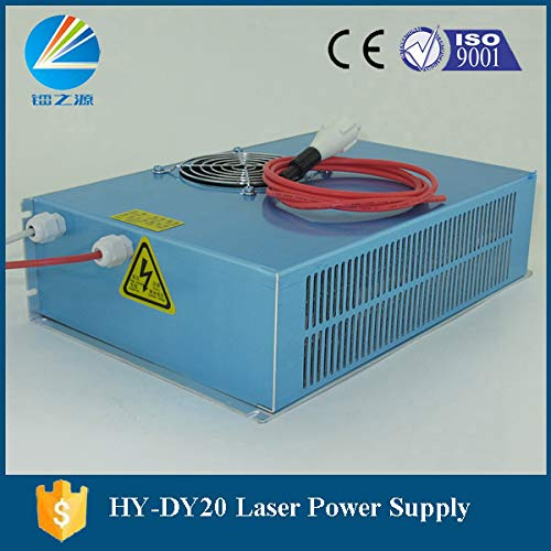 Utini DY20 RECI High Voltage 130W/180W CO2 Laser Power Source for RECI Laser Tubes
