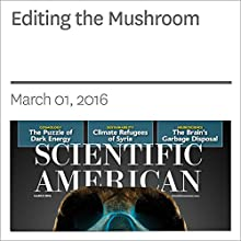 Editing the Mushroom Other by Stephen S. Hall Narrated by Jef Holbrook