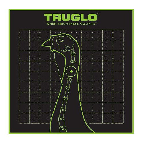 Turkey Shooting Targets (TRUGLO Tru-See Splatter Turkey Target 12 pack)