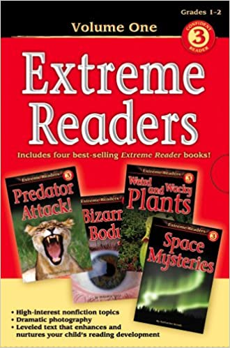 Extreme Readers 4-in-1, Level 3