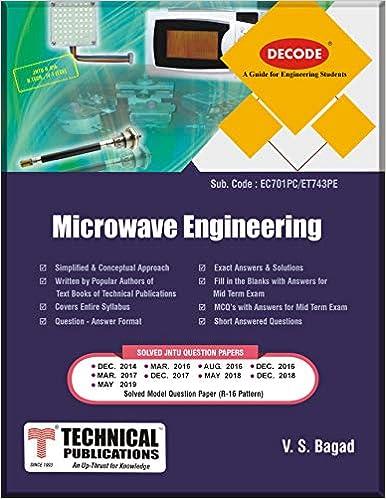 Mircowave Engineering