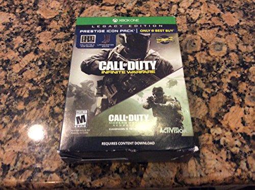 Call of Duty Infinite Warfare Legacy Edition Prestige Icon Pack Xbox One