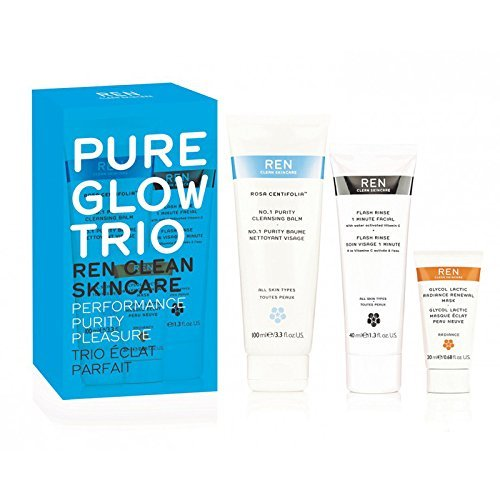 RealNetworks Pure glow trio set, 5.4 Fluid Ounce