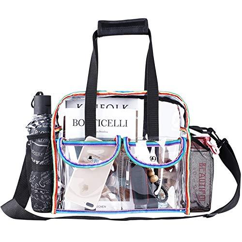 Mofasvigi Clear Crossbody Bag
