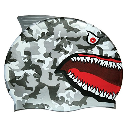 - Critter Cap - Gray Shark