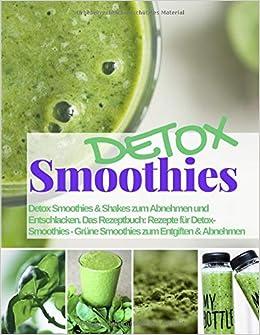 Green Smoothie Detox Abnehmen
