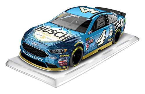 Lionel Racing Kevin Harvick # 4 Busch 2017 Ford Fusion 1:64 Scale ARC HT Official Diecast of the NASCAR Cup Series. by Lionel Nascar Collectables