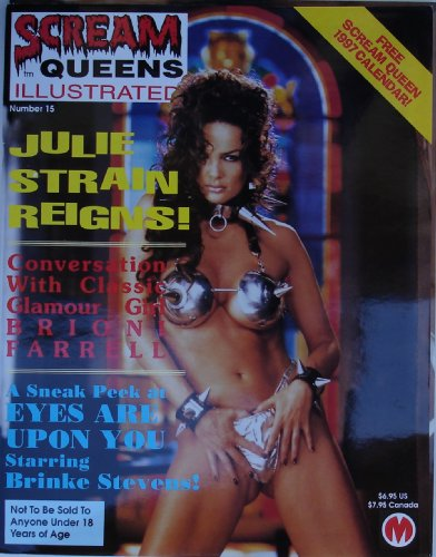 scream-queens-illustrated-magazine-15-1996-b-style-cover-featuring-julie-strain-brioni-farrell-brink
