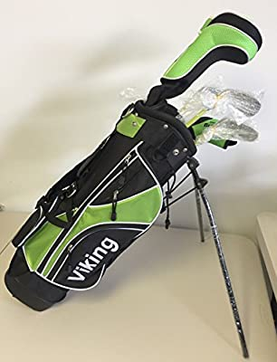 Kids Complete Junior Golf Club Set for Boys and Girls. Choose from 3 Youth Sizes