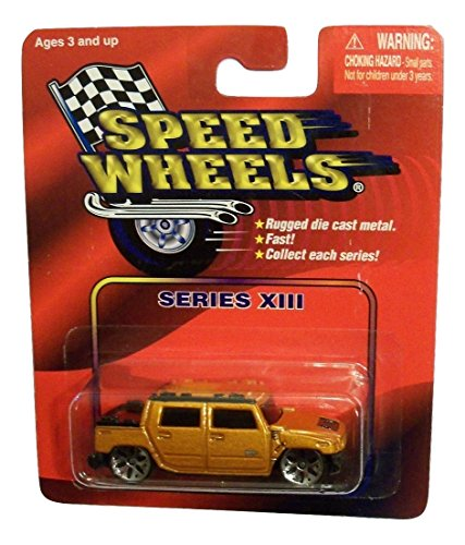 2001 Hummer H2 Sut - Speed Wheels 2001 Hummer H2 SUT Concept ~ Golden Brown (Series XIII)