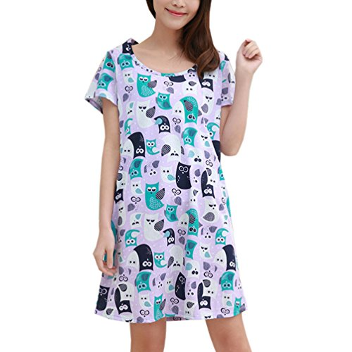 This is a nice sleepshirt.