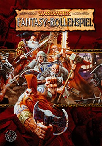 Warhammer Fantasy Rollenspiel - Grundregelwerk