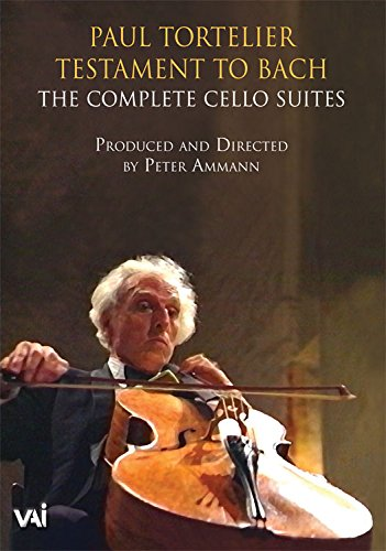 - Paul Tortelier Testament to Bach: The Complete Cello Suites