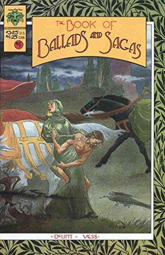 Book of Ballads and Sagas, The #4 FN ; Green Man Press comic book ()