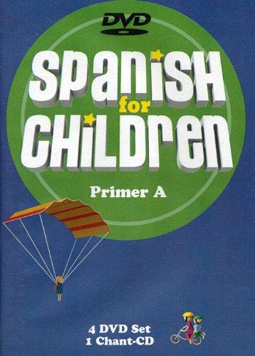 Spanish for Children, Primer A - DVD & Chant CD Set