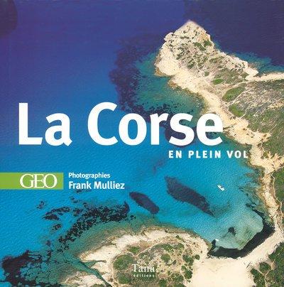 La Corse en plein vol