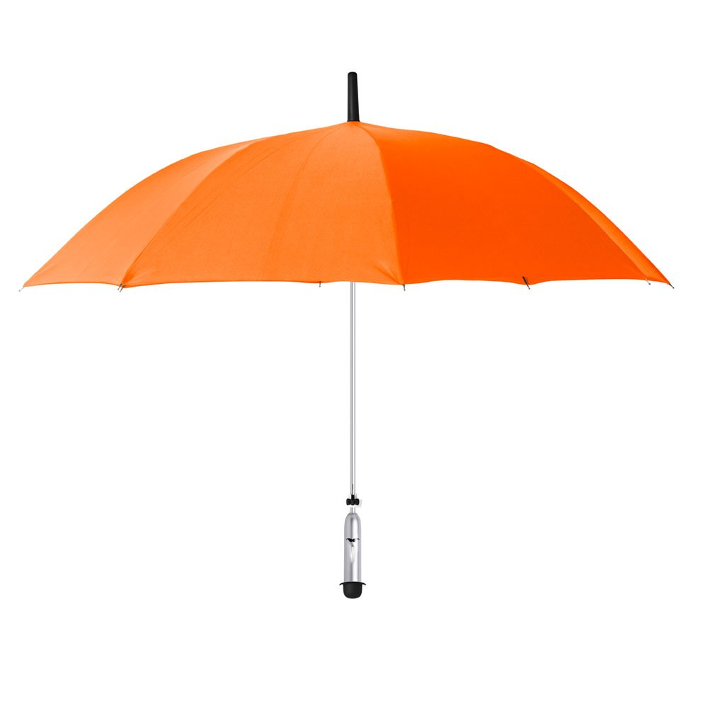 OPUS ONE(オーパスワン) 新しい天気情報を提供するスマート傘 JONAS Orange モナークオレンジ OP006 B01J9YMQ8G オレンジ オレンジ